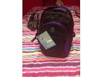 Waterproof backpack , laptop bags