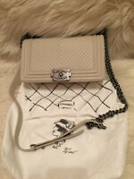 Brand New CHANEL LEBOY For Sale