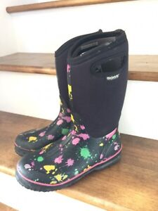 Girls Bogs Boots for Sale Sz 3 and 6