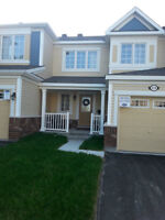 3 bdr NEW townhouse in Kanata for rent immediately  or July 15.