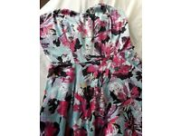 Jane Norman size 16 ladies dress in great condition, fully lined