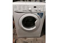 Indesit A+ rated washing machine