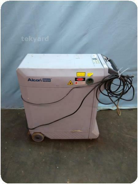 ALCON BIOPHYSICS 532 OPHTHALMIC LASER SYSTEM @ (262900)