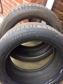255 45 19 Bridgestone Tyres