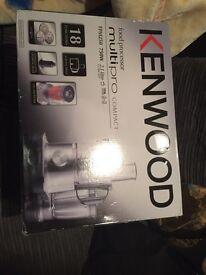 Food Processor Kenwood FPM250