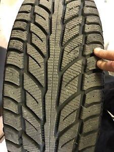 4x Cooper Weathermaster Winter Tires 245/60R18