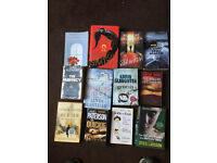 Job lot of books