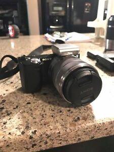 Sony NEX-5 Camera with Accessories Edmonton Edmonton Area image 1