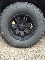 Rims and Tires for 2014 Tacoma.