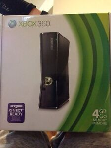 Xbox 360 - new and sealed