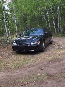 2001 Grand Prix supercharged