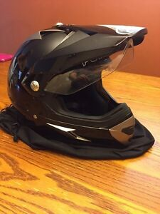 ATV / Snowmobile Fulmer Helmet - hardly used Strathcona County Edmonton Area image 9