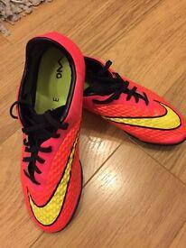 Nike trainers / football