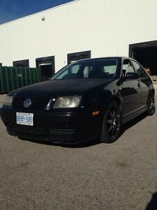 2000 VW Jetta VR6 For Sale