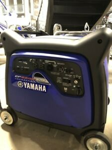 2018 Yamaha Power EF6300ISDE