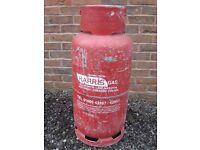 Empty 19kg Harris Propane Gas Cylinder bottle