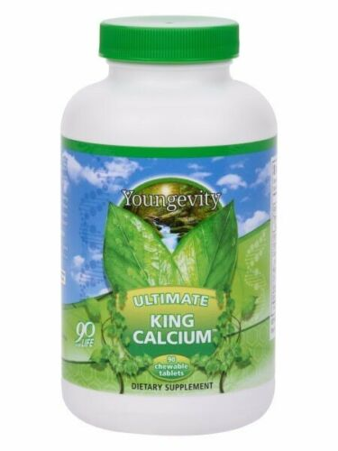 Ultimate King Calcium Bone Support - 90 chewable tablets You