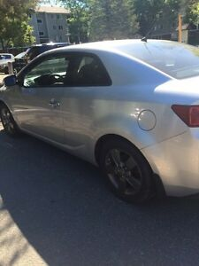 CLEAN-LOW KMS - MUST GO KIA FORTE 2010