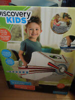Discover Kids Eco-friendly Colour Me And Play Airplane - NIB