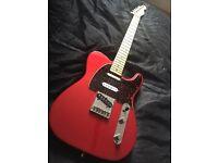 Fender Telecaster Nashville Deluxe Series 1998 Mexican