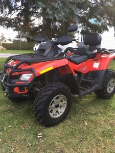 2009 Can Am Outlander MAX 800 West Island Greater Montréal image 1