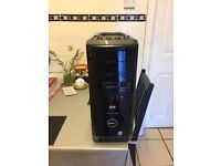 Gaming Pc Dell Xps Quad core 2.49Ghz with 6 GB DDR3 Ram Windows 10 professional