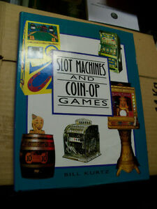 Rare Book. Slot Machines and Coin-Op Games