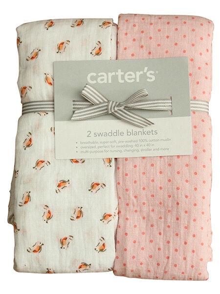 Top 5 Carter S Nursery Blankets For A Baby Girl Ebay