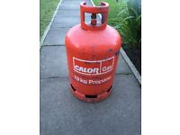 Calor Propane Gas Cylinder ALMOST FULL
