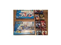 Lego compatible sets and marvel figures