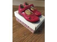 Girls Clarks Shoes Size 7