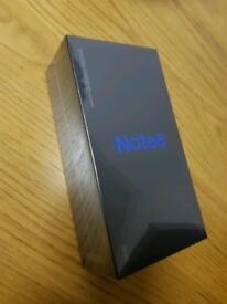 **SEALED** SAMSUNG NOTE 8 BRAND NEW NOTE8, SIMFREE, ALL NETWORKS, INCLUDES 2 YEARS SAMSUNG WARRANTY