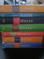 House Seasons 1-7- $50 OBO