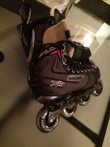 Bauer xr glide roller skates  Kawartha Lakes Peterborough Area image 2