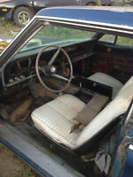 Parting out: 1966 Dodge Charger
