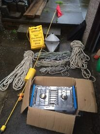 Boat job lot