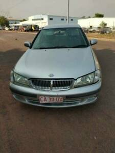 Nissan pulsar 2003 Winnellie Darwin City Preview