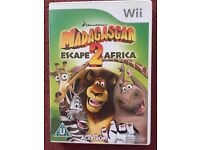 Madagascar wii game