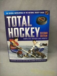 Total Hockey Official Encyclopedia of the National Hockey League