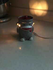 Sock Monkey Wax Warmer