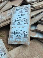 "Styrofoam Insulation 2' x 4' x 2"" thick extruded polystyrene R10"