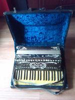 accordéon piano italienne