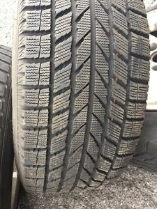 Toyo Garit observe winter snow tires 225/50/17 alloy wheel 5x114 Cornwall Ontario image 3