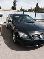 2005 Nissan Altima Chrome Other