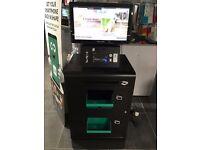 Fuji DPX10 Instant Print Kiosk