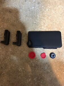 Hitcase for IPhone 6 with Wide TRUELUX Camera Lens