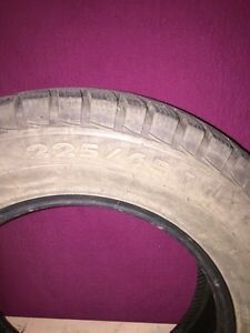 Winter tires  for dodge  Strathcona County Edmonton Area image 4