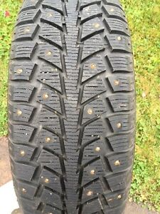 215/65/17 studded tires