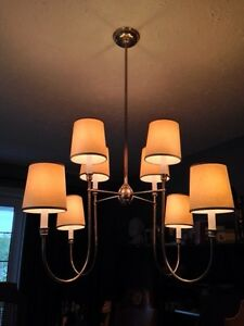 Visual Comfort Thomas O'Brien Vendome Large Chandelier 8 light
