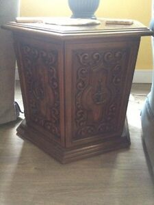 Vintage cabinet/coffee table